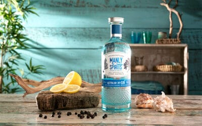 Craft Gin Club introduces…. Manly Spirits