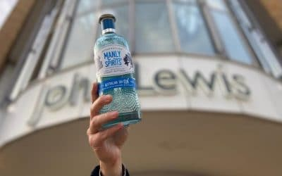 Available now! Manly Spirits, online from John Lewis + stores nationwide once open