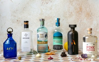 INNOVATION TRENDS IN GIN